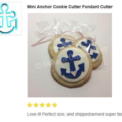 anchor cutter